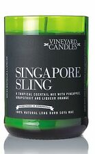 Vineyard Candles - Singapore Sling Cocktail Candle Gift Boxed NEW G27840