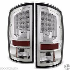 HOLIDAY RAMBLER ALUMA LITE 2012 CHROME V2 LED LAMPS TAILLIGHTS RV - SET