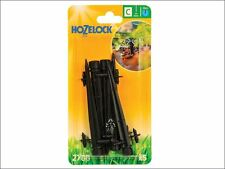 Hozelock - Endline Adjustable Mini Sprinkler on Stake 4mm (5 Pack)