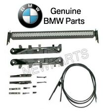 For BMW E83 X3 04-10 Front & Rear Sunroof Repair Kit for Sunroof Shade Genuine