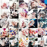 24pcs Acrylic False French Nails Full Finger Nail tips Fake Art Cover Manicure