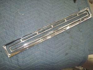 67 1967 Lincoln Continental RH tail light bezel C7VB-13449
