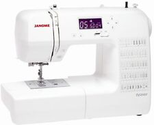Janome DC2050 Computerised Sewing Machine, New, Quilting, Dressmaking, STOCKTAKE
