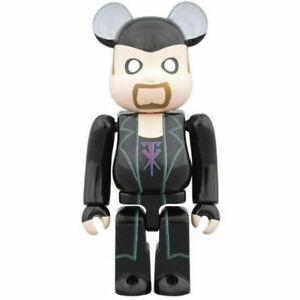 Undertaker 100% Bearbrick Be@rbrick Medicom Toy Japan Rare Limited WWE 2016
