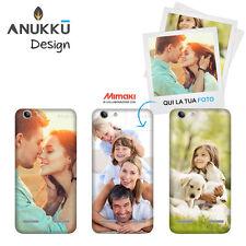 Custodia Cover Personalizzata Anukku Foto Air Gel Per Lenovo Vibe K5 - K5 Plus