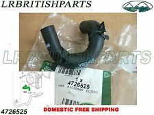 LAND ROVER THROTTLE BODY HOSE LR3 V8 SPORT 4.4 V8 05-09 OEM NEW 4726525