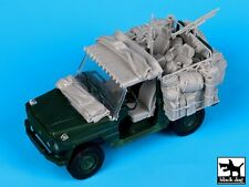 Black Dog 1/35 Mercedes Wolf Afghanistan Accessories Set (for Revell kit) T35058