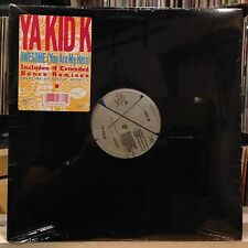 """[EDM]~SEALED 12""""~YA KID K~Awesome (You Are My Hearo)~[x5 Mixes/Remixes]~[1991]"""
