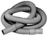 Vacuum Hose,10 ft.,1-1/2 In. Dia. MILWAUKEE 49-90-0060