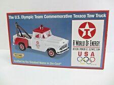 Matchbox Diecast Texaco Tow Truck U.S. Olympic Team Commemorative MIB Taped