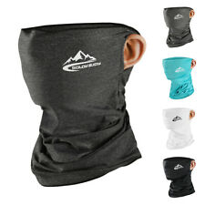 Cooling Face Shield Cover Neck Gaiter Fishing Balaclava Bandana Headwear Scarves