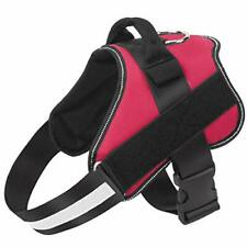 New listing Dog Harness, No-Pull Reflective Breathable Adjustable Pet Vest with Handle for