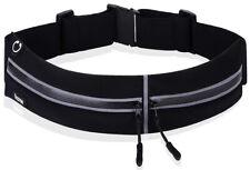 fozme Premium Running Belt Waist Pack Adjustable Water Resistant Lightweight