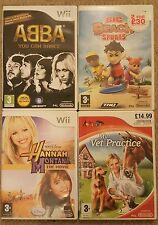 NINTENDO WII GAMES ON OFFER!! ANY TWO FOR £15
