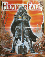 ⭐⭐⭐⭐  Hammerfall ⭐⭐⭐⭐  Night Demon  ⭐⭐⭐⭐ 1 Poster ⭐⭐⭐⭐ 45 x 58 cm ⭐⭐⭐⭐