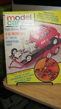 """Vintage """"MODEL CAR Science""""Jan. 1964 Magazine-58 pages Model Cars& Slot Car"""