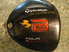 TAYLORMADE BURNER tour 10.5 taylor made olf driver club mens rh R flex 60