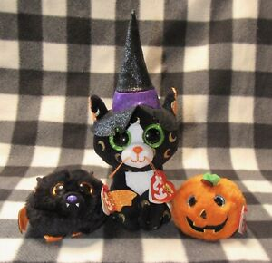 TY Beanie Boo: Pandora Echo & Seeds - Halloween Special Edition 2021 (Set of 3)
