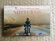 Dossier de Presse 9 Cartes Postales détachables NOTTURINO Gianfranco Rosi