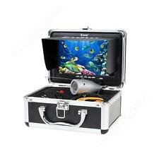 "7"" Color LCD HD 1000TVL Fish Finder Sea/Ice/Boat IR Underwater Fishing Camera CA"