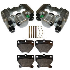 TOYOTA CELICA 1.8 VVTI (1999>2005) PAIR REAR CALIPERS, PADS & PINS BBK0065A