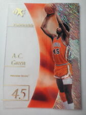 Acetate Fleer Basketball Trading Cards