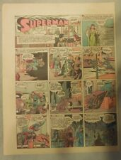 Superman Sunday Page #172 by Siegel & Shuster from 2/14/1943 Tab Page:Year #4!