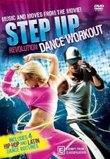 Step up Revolution Dance Workout DVD R4
