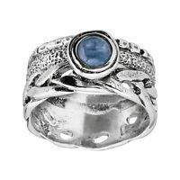Silpada 'Grapevine' Natural Kyanite Ring in Sterling Silver