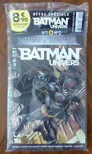 Batman Univers n°1 et 2 (Urban Comics)