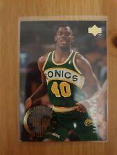 Shawn Kemp NBA Traiding Card Upper Deck Rookie 1995 153