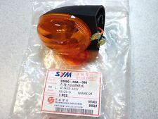 Una original Intermitente trasero izquierdo para SYM Shark,RS,Euro MX ET: