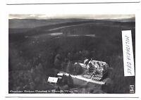 AK Ansichtskarte  1933 Berghotel Kurhaus Gabelbach Ilmenau Fliegeraufnahme