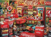 Buffalo Games Coca-Cola - Vintage Coca-Cola - 1000 Piece Jigsaw Puzzle