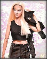 "❤️Hot Toys True Type Custom Repaint 1/6 12"" inch Female Action Figure Doll❤️"