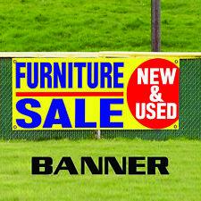 Furniture Sale New & Used Shop Unique Novelty Indoor Outdoor Vinyl Banner Sign
