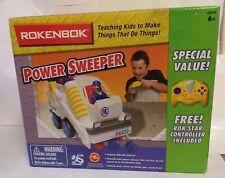Rokenbok Power Sweeper Rok Star Controller Included New Dump Truck