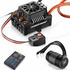 Hobbywing EzRun Max8 V3 150A Brushless ESC w/XT90/4274 2200KV Motor/LED