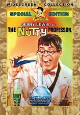 The Nutty Professor (DVD, 2004) Region 4 (Jerry Lewis R.i.P) Classic comedy