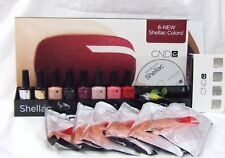 CND Creative Nail Soak Off Gel Polish Shellac Rack Salon Kit B ~~~SALE ~~~~~
