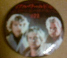 Police, The 1 1/4 Inch Pinback (Japanese) 1983 Sting