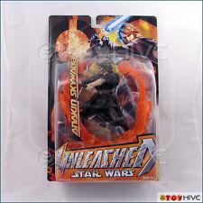 Star Wars Unleashed Anakin #2 ROTS lava version figure