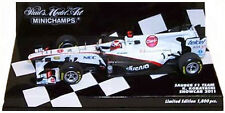 Minichamps Sauber F1 Team Showcar 2011 - Kamui Kobayashi 1/43 Scale