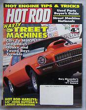HOT ROD MAGAZINE OCTOBER 1993 71 CAMARO
