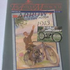Antique Motorcycle Magazine Fraternal Twins Spring 1997 071817nonrh2
