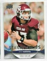 Ryan Tannehill 2012 Upper Deck Football STAR ROOKIES RC #137 Titans