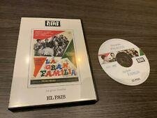 LA GRAN FAMILIA DVD FERNANDO PALACIOS