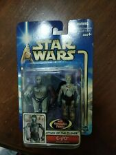 """Star Wars 3.75"""" - Vintage - Attack of the Clones - C-3PO Protocol Droid"""