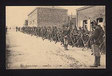 37934/ AK - Armée belge - Halte repos - *
