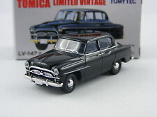 Toyota Toyopet Crown '55 in schwarz,Tomica Tomytec Lim. Vintage LV-147a, 1/64